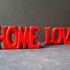 PALAVRAS HOME E LOVE